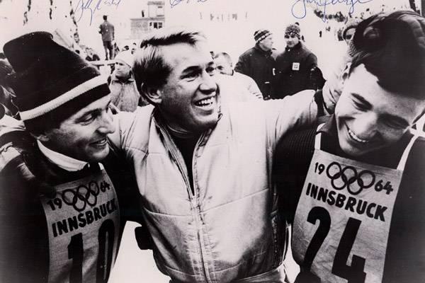 Bob Beattie 64 Olympics